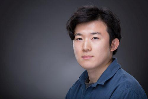 Headshot of Hanmin Kim.