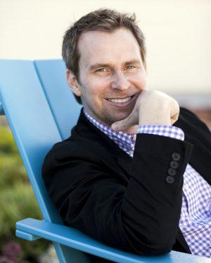 Headshot of Josh Grau.