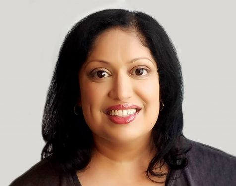 Headshot of Pradnya Joshi.