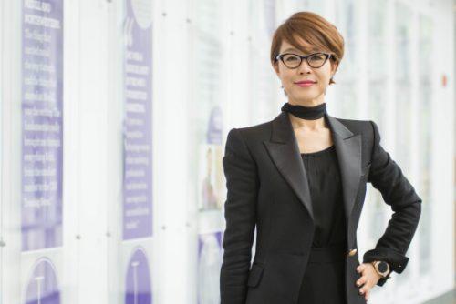 Professional headshot of Younghee Lee.