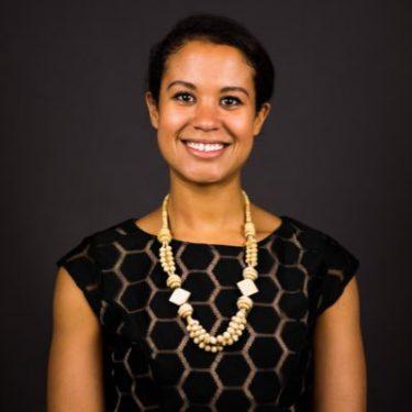 Headshot of Becky Tsadik.