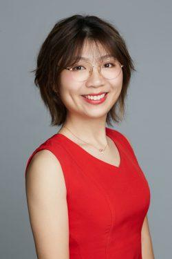 Headshot of Karen Wang.