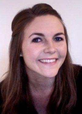 Headshot of Katherine LaGrave.
