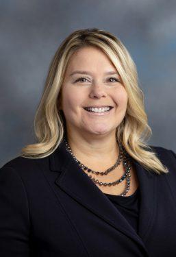 Professional headshot of Melissa Brotz.