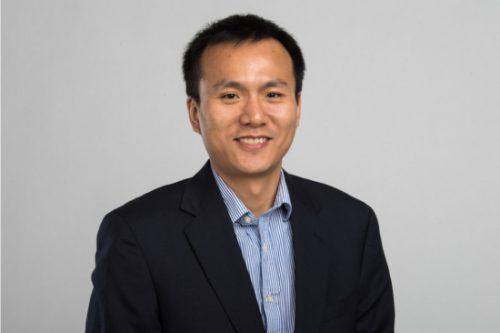 Headshot of Qixin Wang.