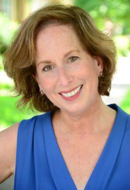 Headshot of Ellen Blum Barish.
