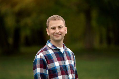 Professional Headshot of Marc Zarefsky.