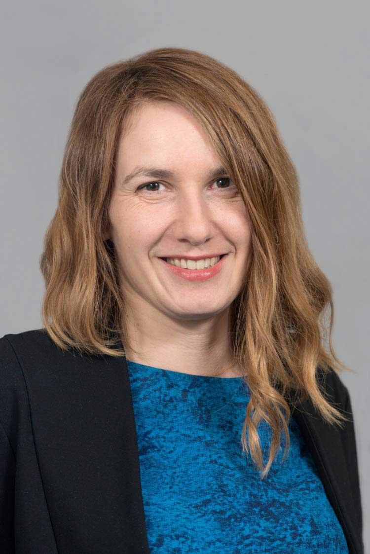 Headshot of Jessica Hullman