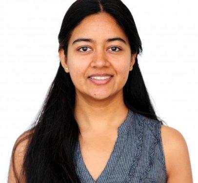 Headshot of Manya Gupta.
