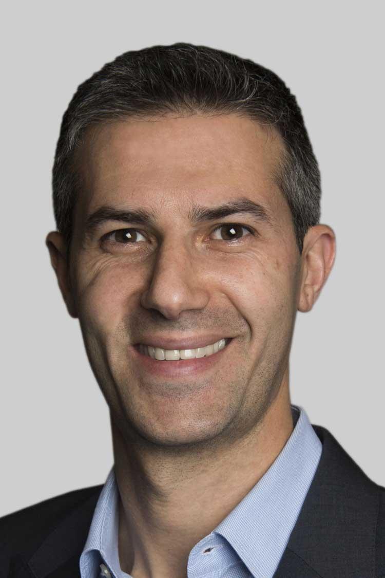 Headshot of Jeremy Gilbert.