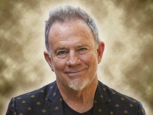 Headshot of John Christensen.