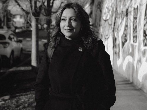 Headshot of María Inés Zamudio