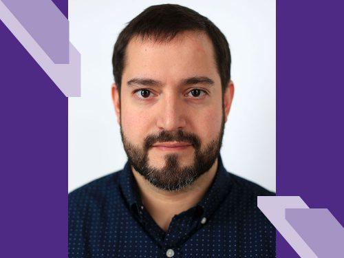 Headshot of Fernando Diaz.